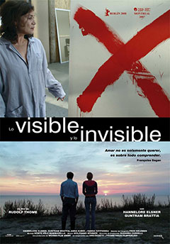 Cartel Lo Visible Y Lo Invisible