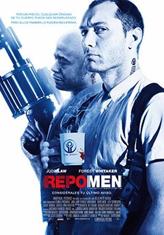 Cartel Repo Men