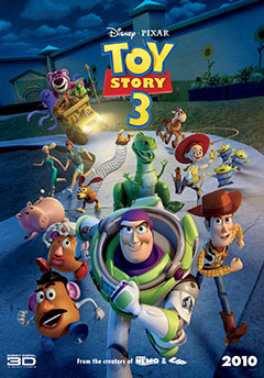 Cartel Toy Story 3