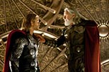 Foto Chris Hemsworth y Anthony Hopkins en Thor