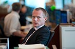 Foto Paul Bettany en Margin Call