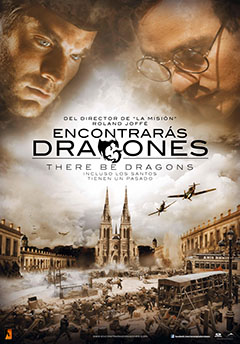 Cartel Encontrarás dragones