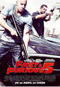 Fast and Furious 5 (A todo gas 5)