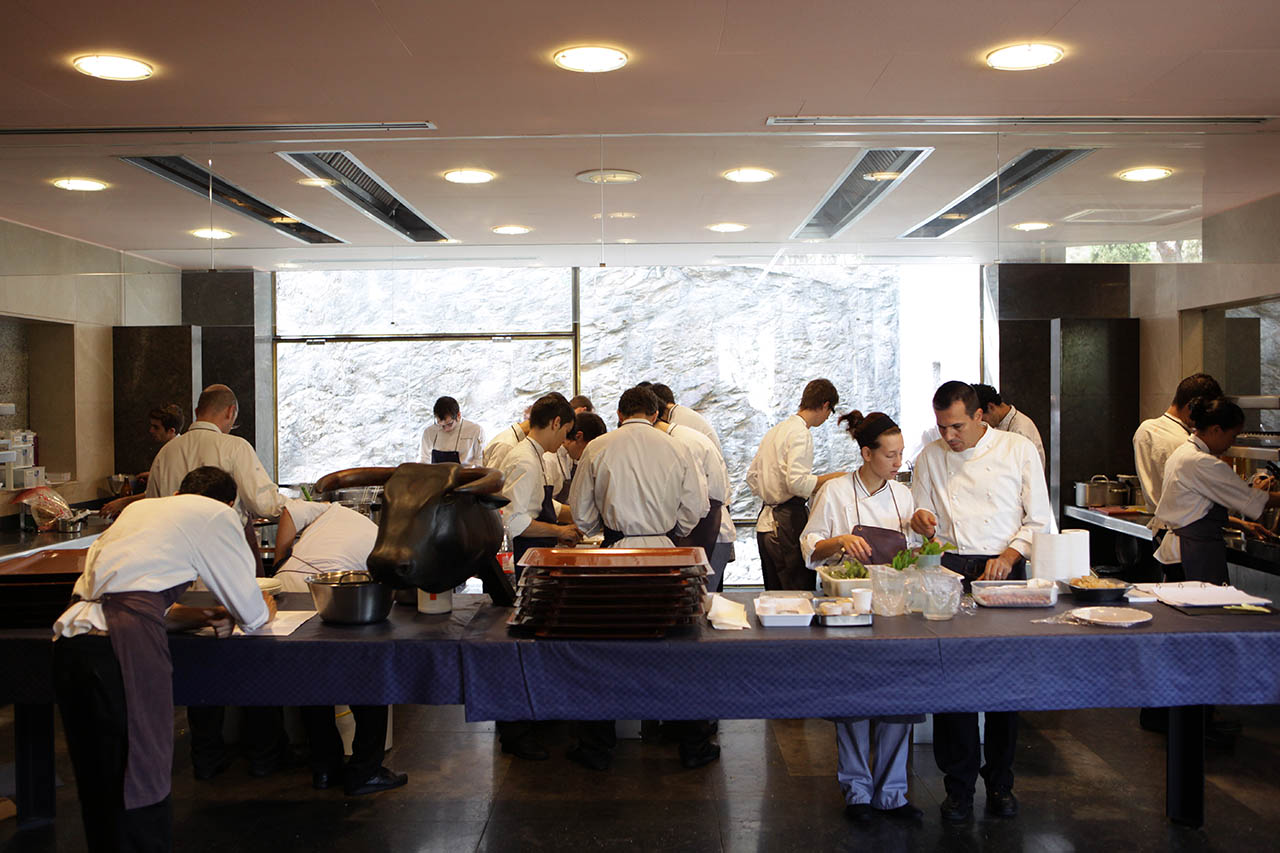 Foto El Bulli: Cooking in Progress