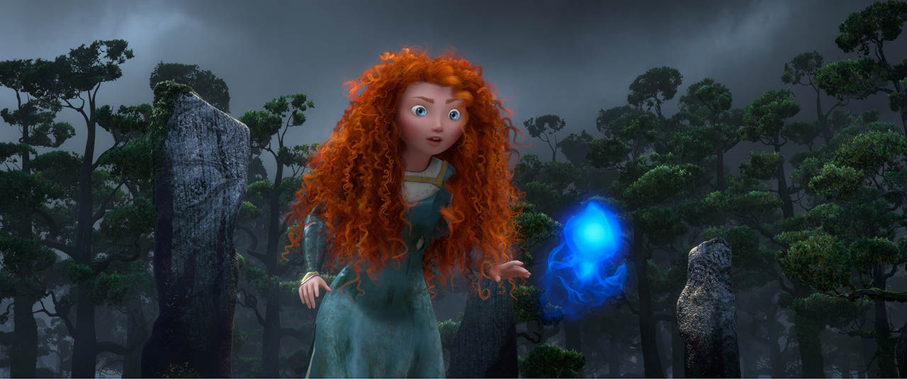 Foto BRAVE (INDOMABLE)
