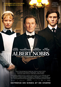 Cartel Albert Nobbs