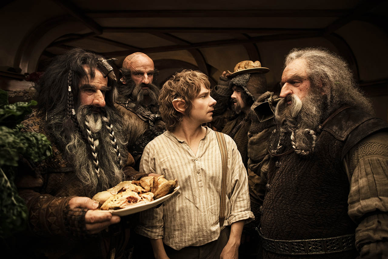 Fotos EL HOBBIT