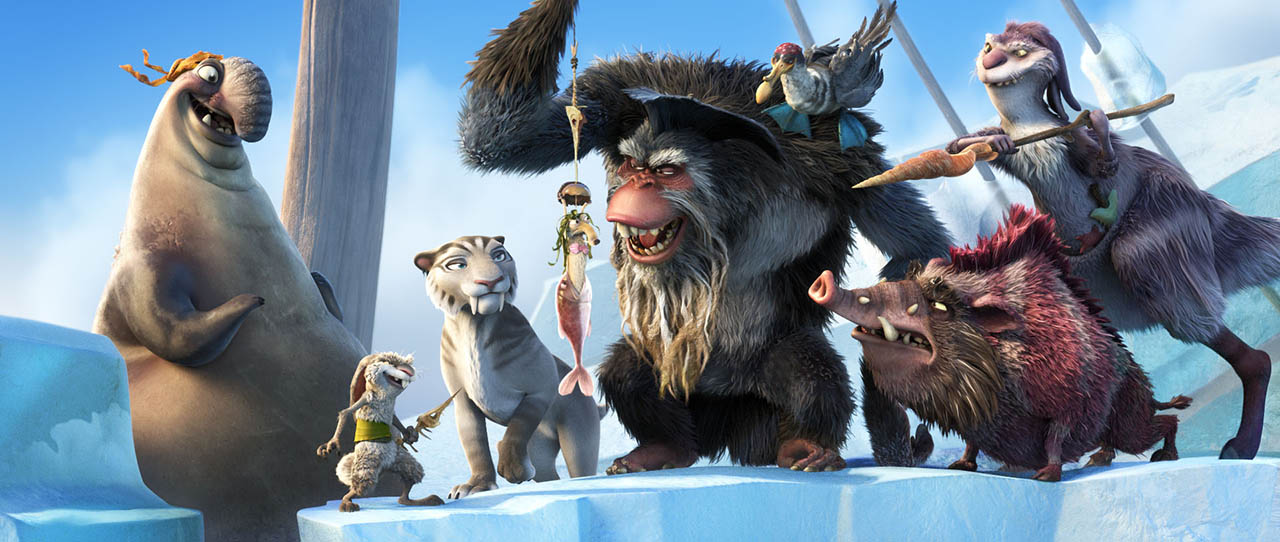 Fotos ICE AGE 4: los piratas
