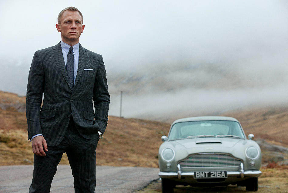 Foto JAMES BOND 23: SKYFALL