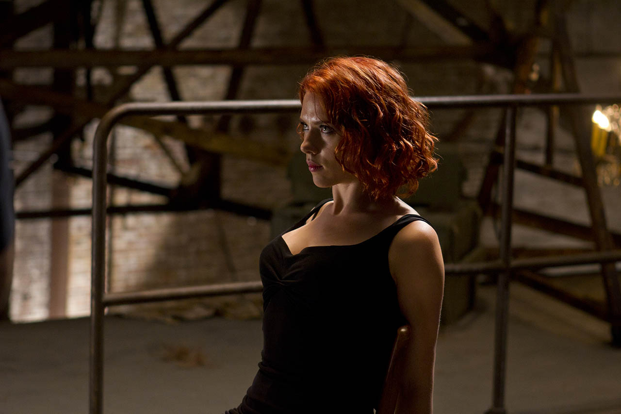 Foto Scarlett Johansson en Los vengadores de Natasha Romanoff / Black Widow