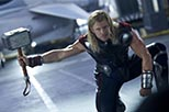 Foto Chris Hemsworth en Los vengadores de Thor
