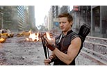 Foto Jeremy Renner en Los vengadores