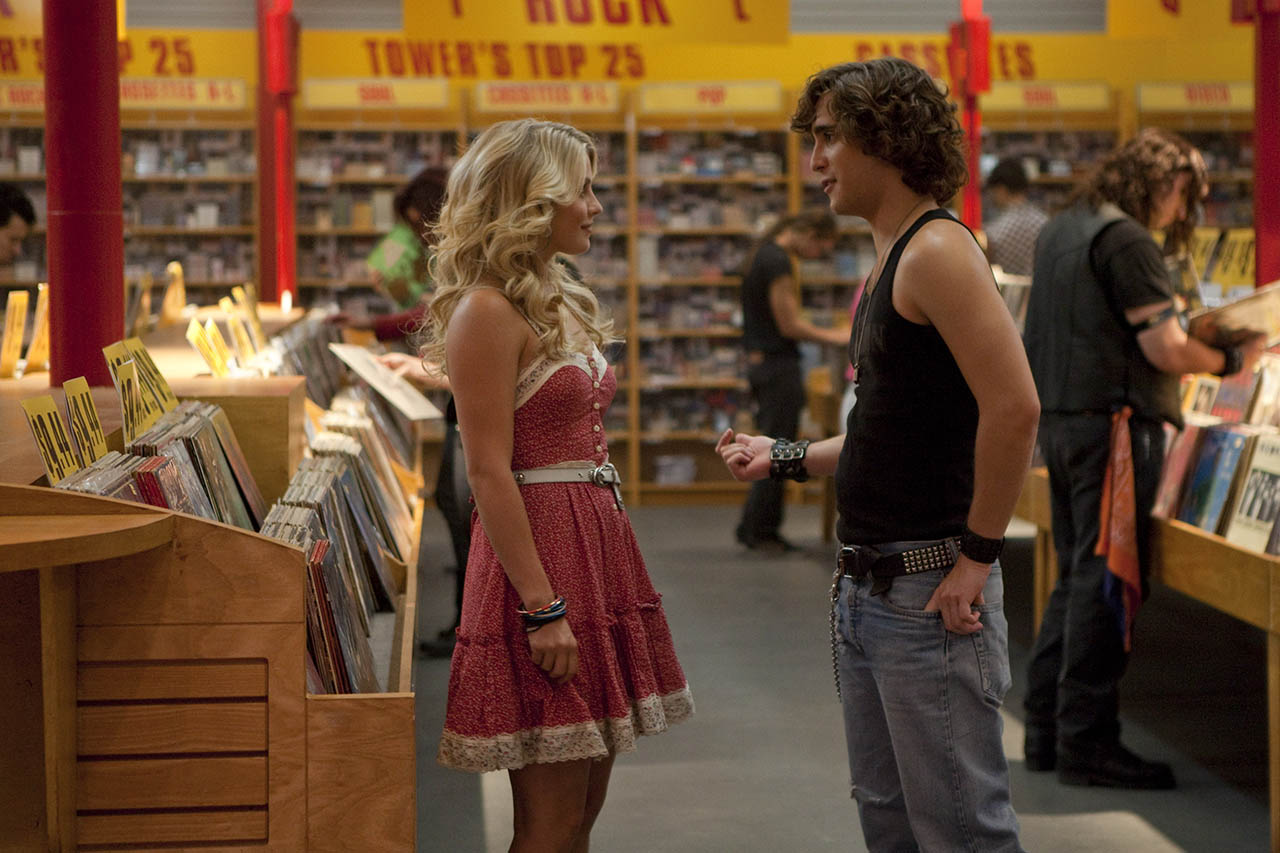 Foto Julianne Hough y Diego Boneta en La Era del Rock (Rock of Ages) 2