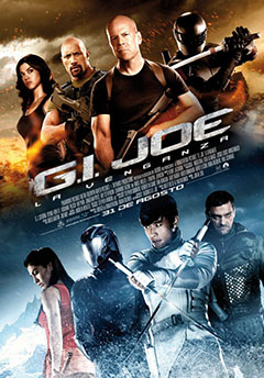 Cartel G.I. JOE 2