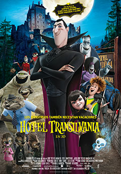 Cartel Hotel Transilvania