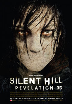 Cartel Silent Hill 2 3D
