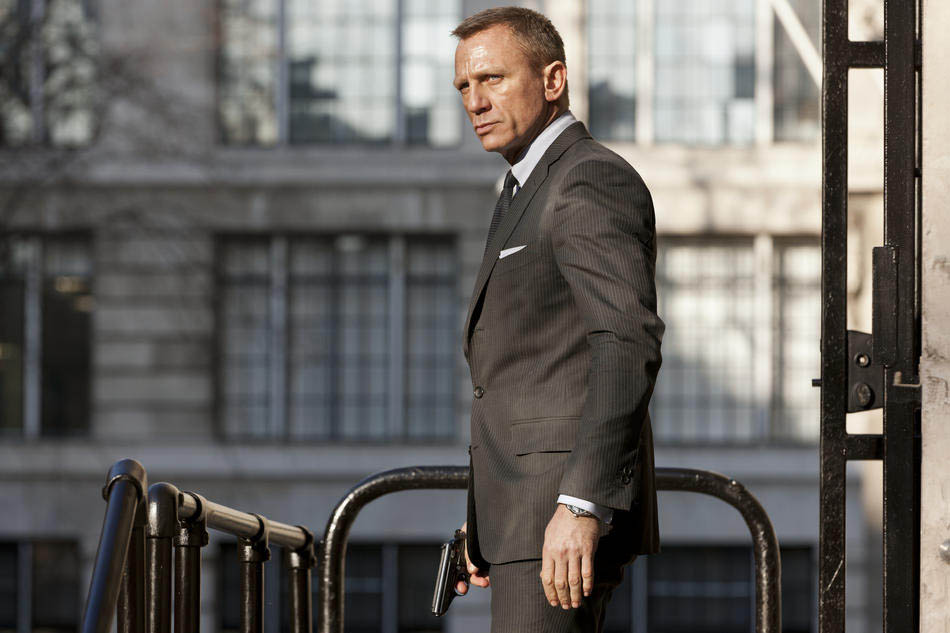 Foto JAMES BOND: SKYFALL
