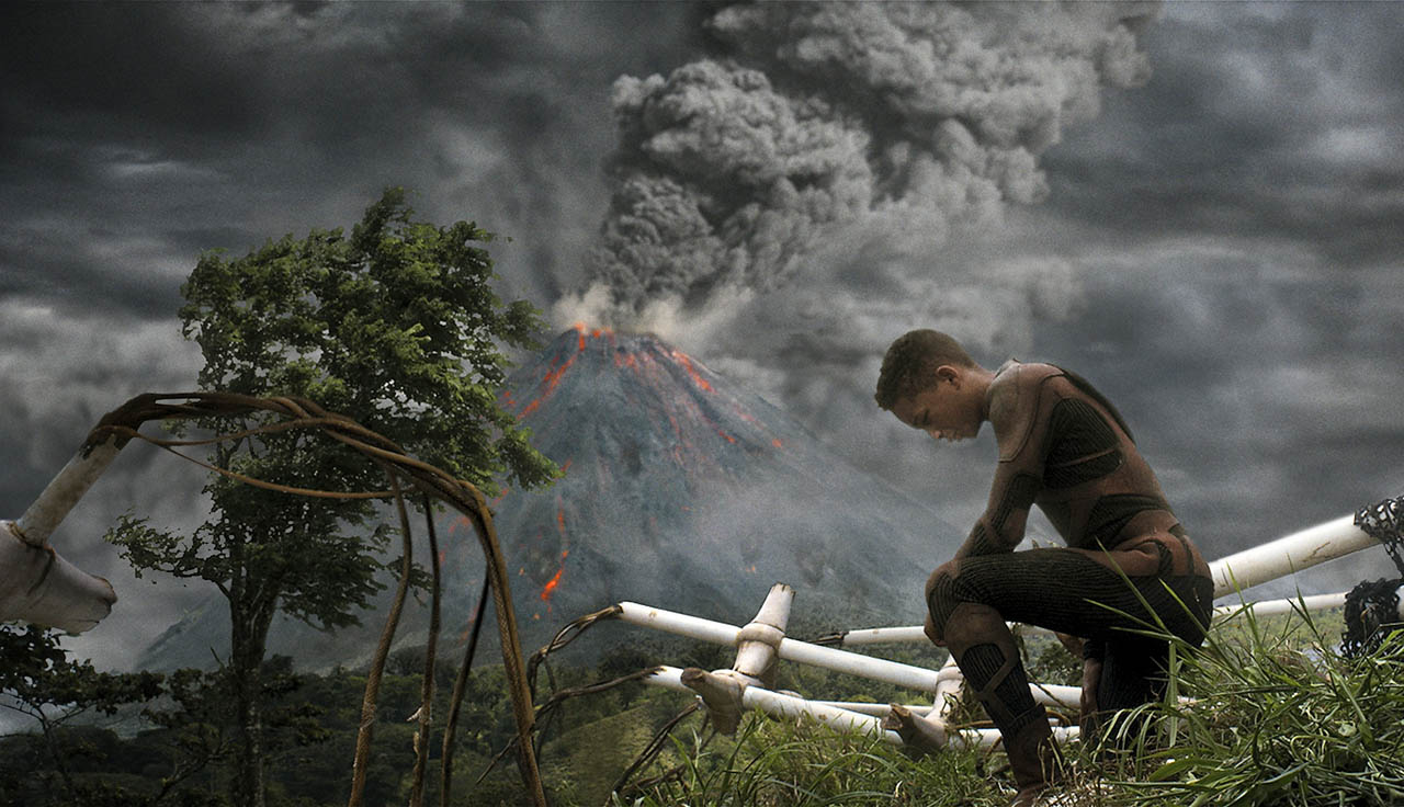 Foto Jared Smith en AFTER EARTH