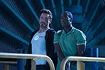 Foto Robert Downey Jr. y Don Cheadle en Iron Man 3