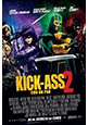 Cartel Kick-Ass 2: con un par