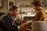 Foto Tom Hanks y Emma Thompson en Saving Mr. Banks de Walt Disney y P.L. Travers