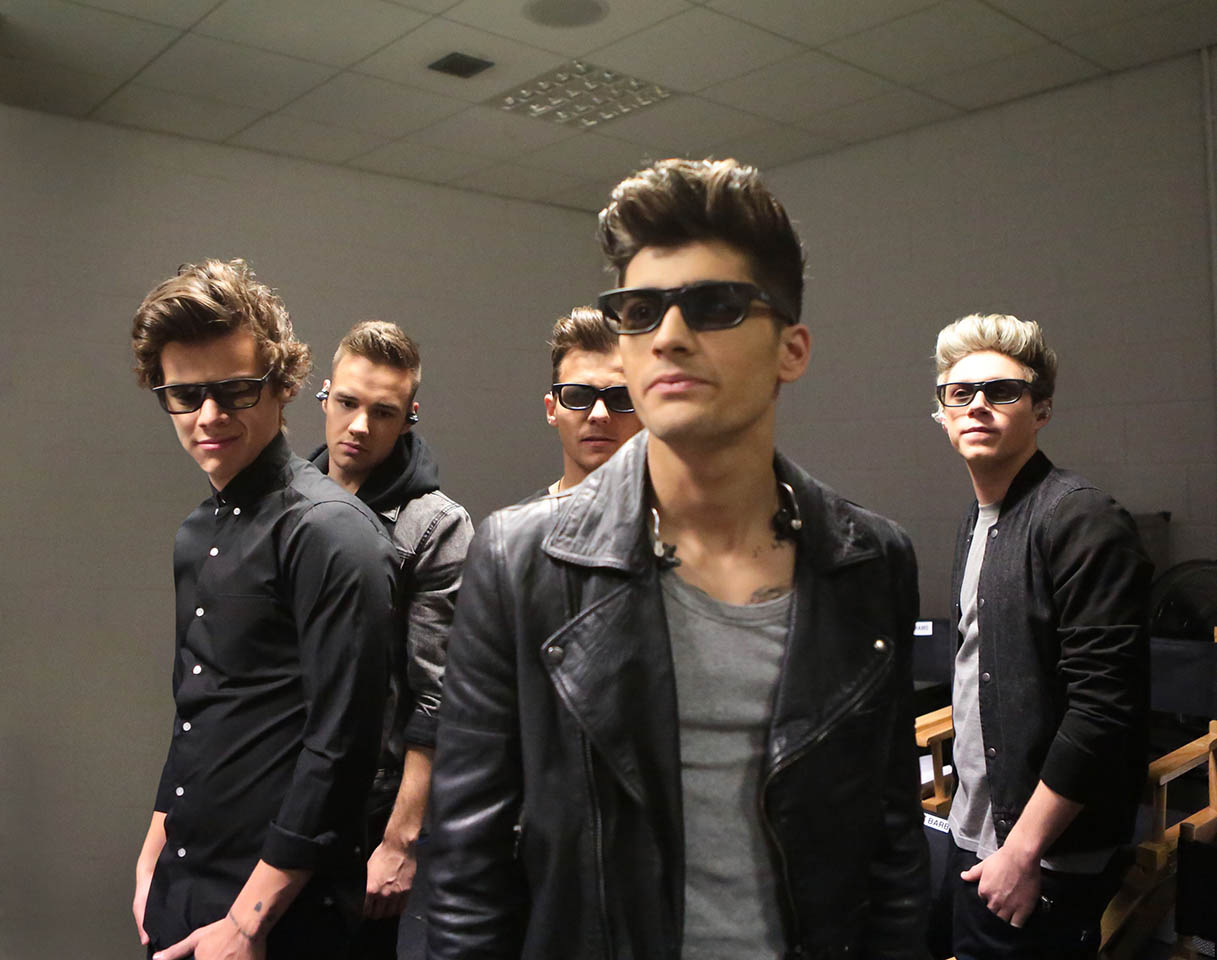 Foto One Direction 3D (1D3D): This is us 26