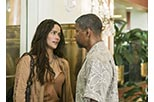 Foto Denzel Washington y Paula Patton en 2 Guns