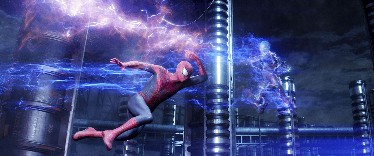 Foto THE AMAZING SPIDER-MAN 2: EL PODER DE ELECTRO