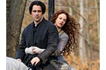 Foto Colin Farrell y Jessica Brown Findlay en Cuento de invierno 3