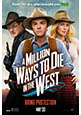 A million ways to die in the West (estreno 2014, 30 de mayo)