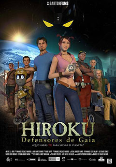Cartel Hiroku: Defensores de Gaia