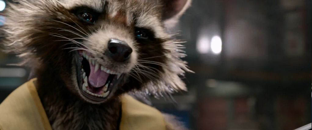 Foto Rocket Raccoon en Guardianes de la Galaxia