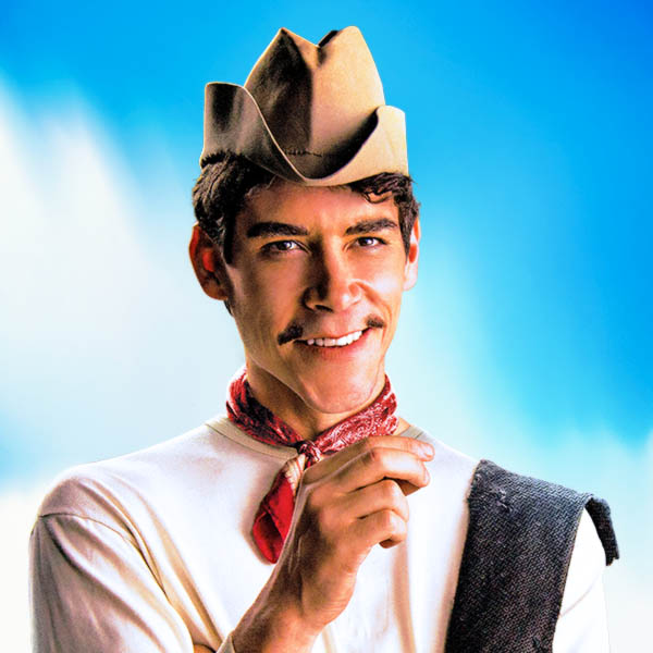 Foto CANTINFLAS