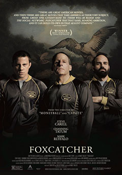 Cartel Foxcatcher