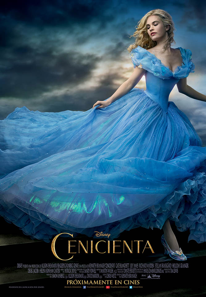 Cartel Cenicienta 5