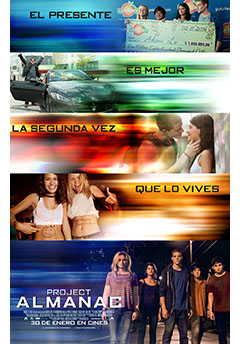 Cartel Project Almanac