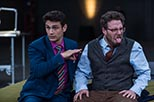 Foto James Franco y Seth Rogen en The Interview 3