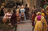 Foto Lily James en Cenicienta 7