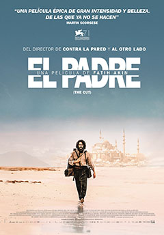 Cartel El padre (The cut)