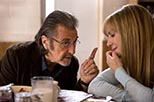 Foto Al Pacino y Holly Hunter en El señor Manglehorn