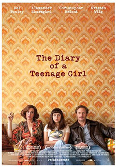 Cartel The diary of a teenage girl