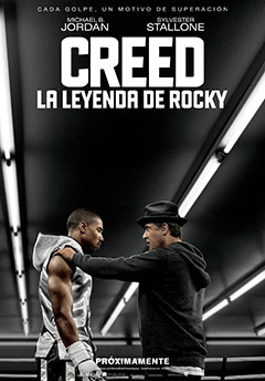 Cartel Creed. La leyenda de Rocky