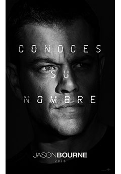 Cartel Jason Bourne