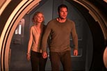 Foto Jennifer Lawrence y Chris Pratt en Passengers 5