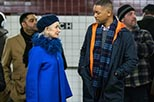 Foto Will Smith y Helen Mirren en Belleza oculta