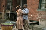 Foto Denzel Washington y Viola Davis en fences 2