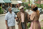 Foto Denzel Washington y Viola Davis en fences 3