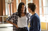 Foto Tom Holland y Laura Harrier en Spider-Man: Homecoming