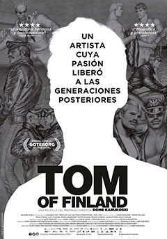 Cartel Tom Of Finland